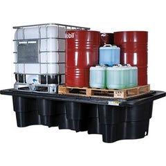 Spill Crew Double Ibc Containment Bund – Polyethylene
