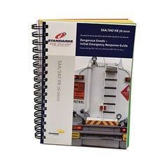 Spill Crew Dangerous Goods – Initial Emergency Response Guide