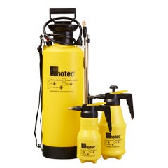 Lanotec 1500 Bottle Spray Yellow 1.5L