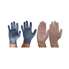 Pro Choice Disposable Vinyl Powder Free Gloves (Qty x 100)