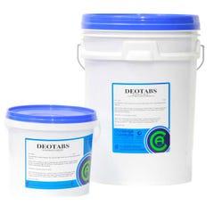 Challenge Chemicals Deotabs Urinal Blocks Deodouriser 15KG