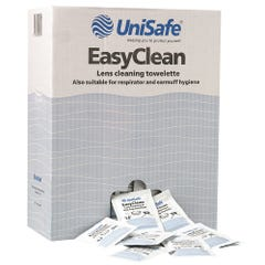 Unisafe Lens Cleaning Towelettes (Qty x 300)