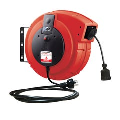 Alemlube Electric Cable Reel 240v