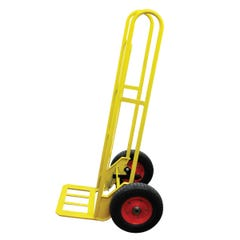 Richmond Wheel & Castor Easy Tilt Pneumatic Hand Trolley