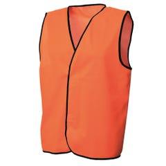 Frontier Hi-Vis Safety Vest Day - Orange