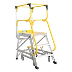 Bailey Access Platform Ladderweld 200kg 3 Step