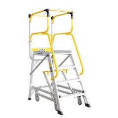 Bailey Access Platform Ladderweld 200kg 4 Step