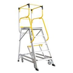 Bailey Access Platform Ladderweld 200kg 5 Step