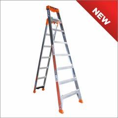 BaileySLS 3 In 1 Ladder 2.4m 150kg