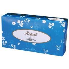 Regal Facial Tissue 2 Ply 100 Sheet (Qty x 48)