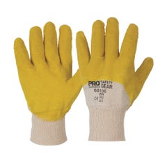 Pro Choice Glass Gripper Gloves Large