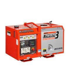 Kubota Generator 6KVA - GL6000 Lowboy 3