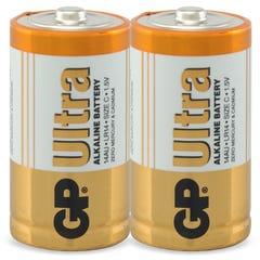 Powercell GP 1.5V Ultra Alkaline C Battery