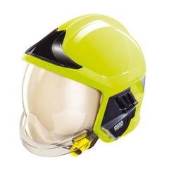MSA Gallet F1 XF Yellow Medium Clear