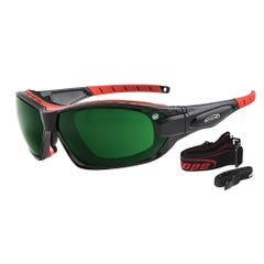 Scope Optics Genisys Plus Shade 5 Lens Safety Glasses