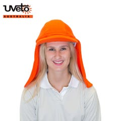 Uveto Gobi Over Hat Orange Fire Retardant Fire Retardant - Orange