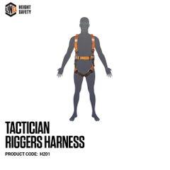 LINQ Tactician Riggers Harness -Standard (M L)