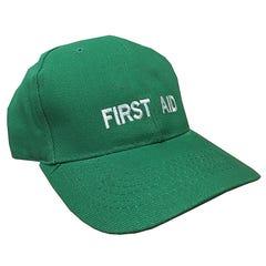 First Aid Cap Green