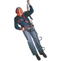 MSA Backpack Bag - Fall Protection Kit (red Pinstriping)