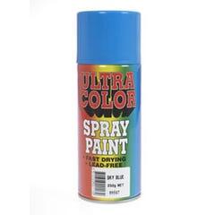 Ultracolor Spray Paint Sky Blue 250g