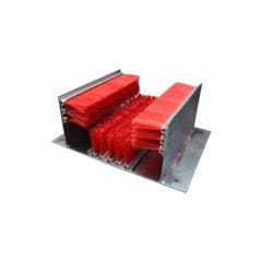 Josco Cleaner Galvanised Steel (Flat Base)