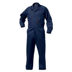 King Gee Combination Drill Overall - Navy