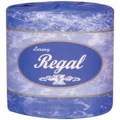 Regal Luxury Toilet Roll 2 Ply 400 Sheet X 48 Rolls