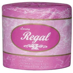 Regal Toilet Paper 2Ply 700 Sheet 48 Rolls
