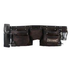 Kincrome Tool Belt 11 Pocket - Leather