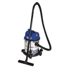 Kincrome Wet & Dry Garage Vacuum 20L 240V/1250W
