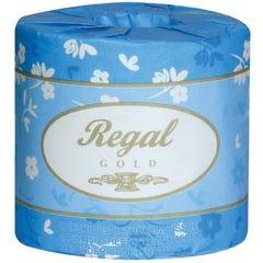 Regal Gold Toilet Roll 2 Ply 400 Sheet (Qty x 48)