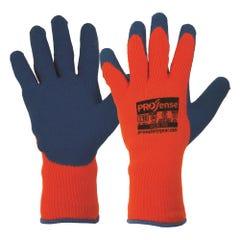 Pro Choice Prosense Arctic Pro With Blue Latex Palm Gloves