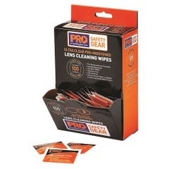 Pro Choice Lens Cleaning Wipe - Alcohol Free (Qty x 100)