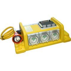 Lifeguard RCD Box  6 Outlet 10AMP
