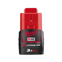 Milwaukee M12 3.0Ah REDLITHIUM-ION Compact Battery