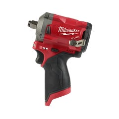 """Milwaukee M12 FUEL 1/2"""" Stubby Impact Wrench with Friction Ring (Tool Only)"""