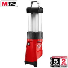 Milwaukee M12 Led Lantern / Flood Light (Tool Only)