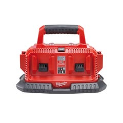 Milwaukee M18 Six Pack Sequential Charger