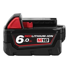 Milwaukee M18 6.0Ah REDLITHIUM-ION Extended Capacity Battery