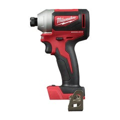 """Milwaukee M18 Brushless 1/4"""" Hex Impact Driver (Tool Only)"""