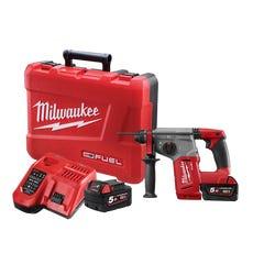 Milwaukee M18 FUEL 26mm SDS Plus Rotary Hammer Kit