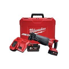 Milwaukee M18 FUEL SAWZALL Reciprocating Saw Kit