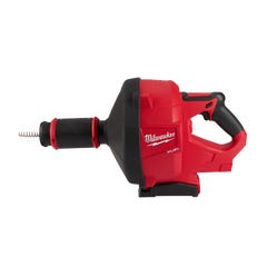 Milwaukee M18 FUEL Drain Snake w/ CABLE DRIVE Locking Feed System (Tool Only)