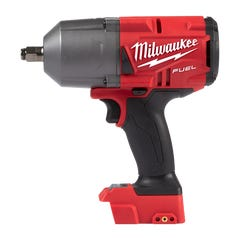 """Milwaukee M18 FUEL 1/2"""" High Torque Impact Wrench with Friction Ring (Tool Only)"""