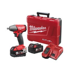 """Milwaukee M18 FUEL 1/2"""" Impact Wrench with Pin Detent Kit"""