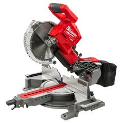 """Milwaukee M18 FUEL 254mm (10"""") Dual Bevel Sliding Compound Mitre Saw (Tool only)"""