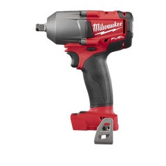 """Milwaukee M18 FUEL 1/2"""" Mid-Torque Impact Wrench with Friction Ring (Tool Only)"""