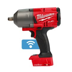"""Milwaukee M18 FUEL ONE-KEY 1/2"""" High Torque Impact Wrench with Friction Ring (Tool Only)"""