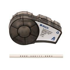 Brady Plus Series PermaSleeve Heat-Shrink Tubing 5.97mm x 2.13m