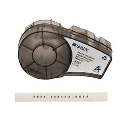 Brady Plus Series PermaSleeve Heat-Shrink Tubing 8.51mm x 2.13m